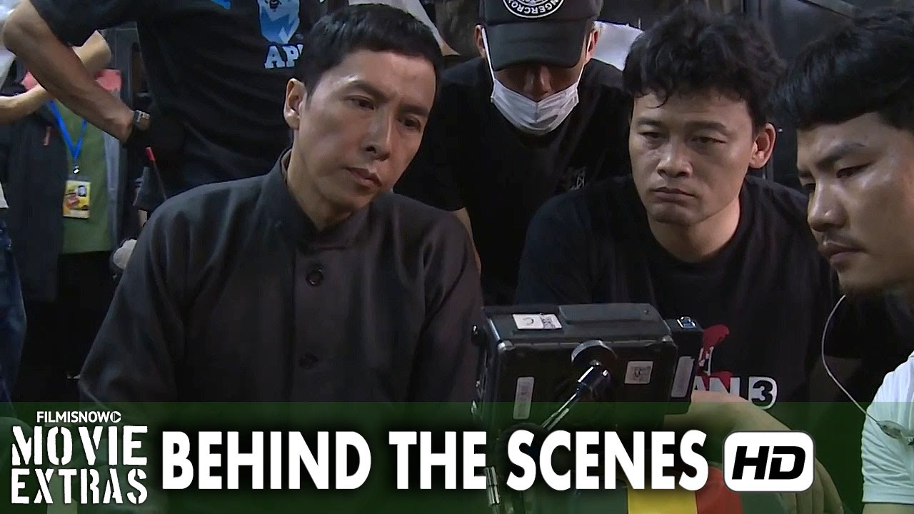 Ip Man 3 (2016) Behind the Scenes