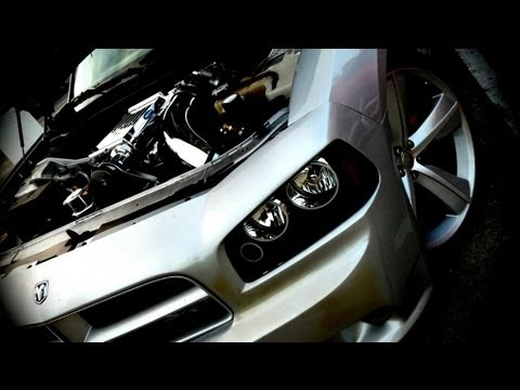 2007 Dodge Charger SRT-8 2.8 Kenne bell 8psi build