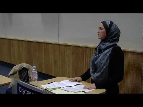 Women in Islam: Liberated or Oppressed? - Myriam Francois Cerrah