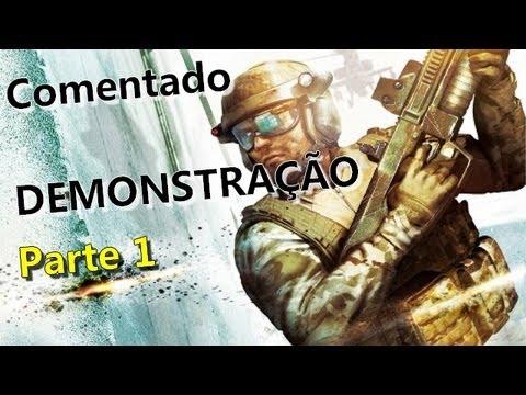 G.r.a.w. Demo Xbox 360 (comentado)