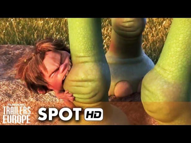 El viaje de Arlo - The Good Dinosaur Spot (2015) HD