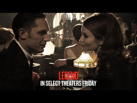 Legend - In Select Theaters Friday (TV Spot 5) (HD)