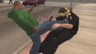 F#$% THE POLICE! SAN ANDREAS! OLD SCHOOL SUNDAY!