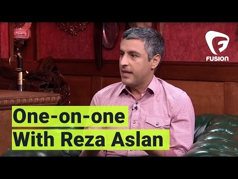 Reza Aslan on Bill Maher and Ben Affleck