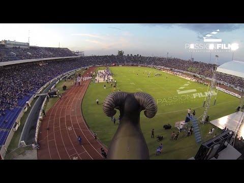 Mejores Jugadas Clasico Regio Borregos Salvajes Tec-MTY vs Autenticos Tigres UANL 15-Ago-2014
