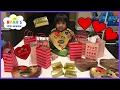 Surprise GOLD DiG IT Toys for kids! Valentine Good