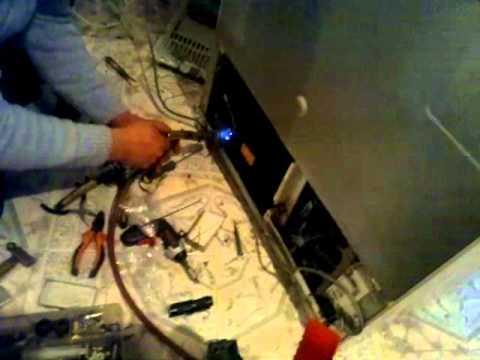 Как отремонтировать холодильник своими руками видео