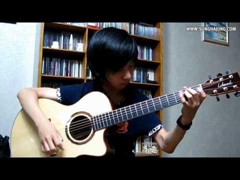 Sungha Jung - Misty Memories