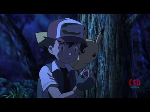 Ash Said Sorry To Charmeleon | Pokemon The Movie I Choose You