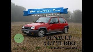 Renault 5 GT Turbo (1/2)- Historia y evolución