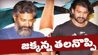Prabhas Irritates Rajamouli in Bahubali Sets