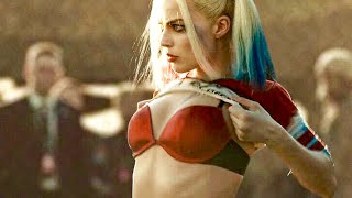 SUICIDE SQUAD Movie Clips Compilation (2016)