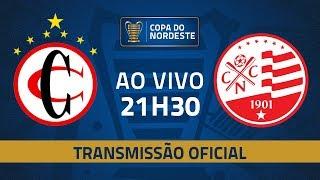AO VIVO: Campinense x Náutico | Jogo de ida | Pré-Copa do Nordeste 2020