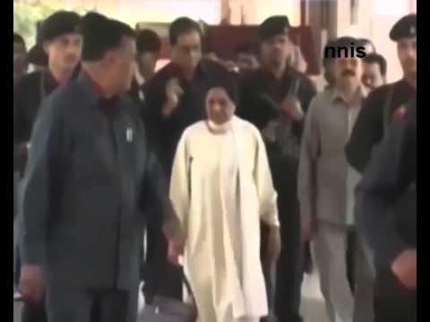 Mulayam, Mayawati Adopt Villages In Uttar Pradesh