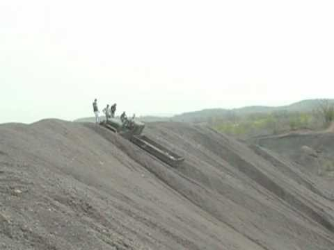 M35A2 deuce Isabella slate dump hillclimb