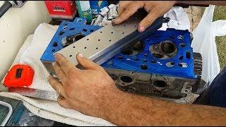 O Terror das Retificas 1 - Régua Retificada - Verifica Empeno de Cabeçote e Bloco de Motores