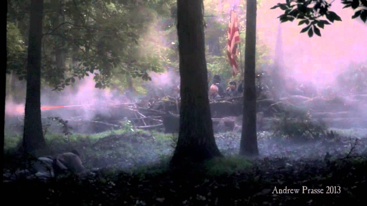 Civil War Battle...V Culp