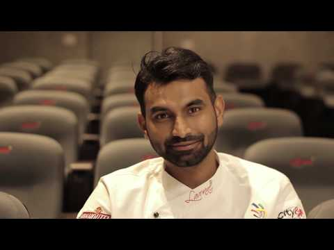 Lavonne: Foreword by Chef Vinesh Johny on World-Skills