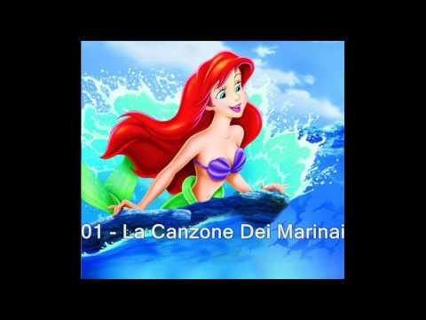 Cartoni Disney - La Canzone Dei Marinai