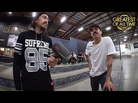 The Fastest 360 Flip Ever With Luan Oliveira
