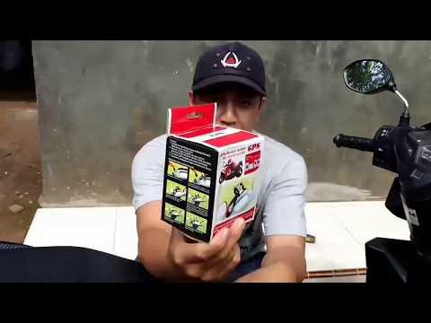 Cara pasang holder hp di motor