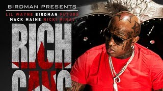 Watch Birdman Tapout (Ft. Lil Wayne, Future, Mack Maine & Nicki Minaj) video