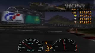 Gran Turismo 3 - A Spec Licence IB1