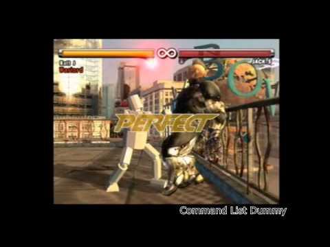 Tekken 5 (ps2) Secret Characters *new Version* video