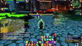 WoW arenas Brujo/Sacerdotisa vs Brujo/Cazador