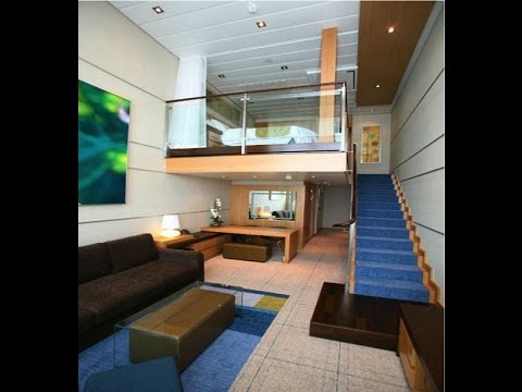 Part 2: Our Crown Loft Suite aboard the Oasis of the Seas - Oasis of the Seas Cabins