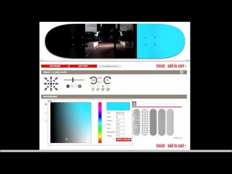 Design Your Own Skateboard