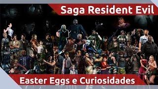 Easter Eggs e Curiosidades - Saga Resident Evil