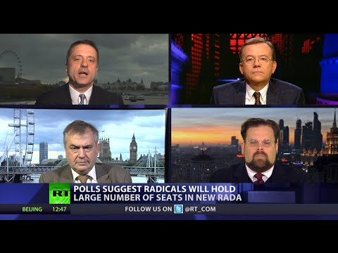 CrossTalk on Ukraine: Voting to Divide
