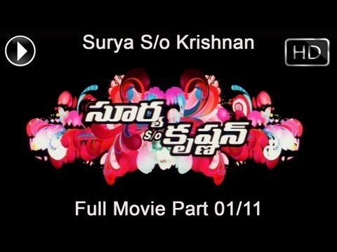 Surya Son of Krishnan Telugu Full Movie Part 0111 (Surya Sameera...
