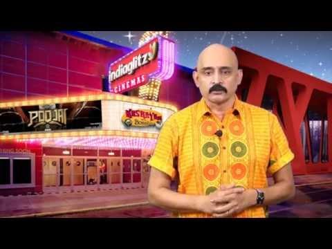 Poojai Tamil Movie Review   Kashayam with Bosskey   Vishal ,Shruti Haasan ,Sathyaraj   Hari