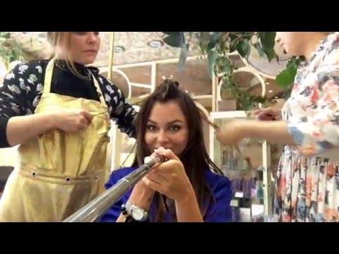 Vlog ❤ Как Я наращиваю волосы