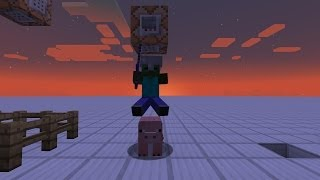 Minecraft комманд блок №4 : Give, Summon, Setblock. DataTag