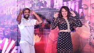 download lagu Sonakshi Sinha Dance With Remo D'souza On Radha Nachegi gratis