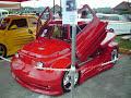 Fiat 500 con motore Kawasaki 1300