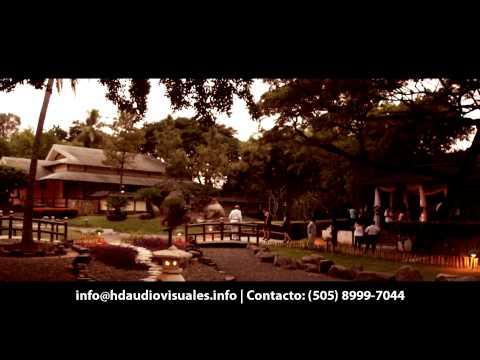 Video para Bodas en Nicaragua | Grabacion de Bodas en Nicaragua | Demo Video Bodas