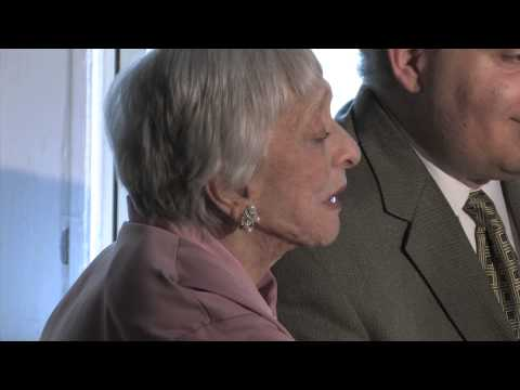 Actress Celeste Holm, Age 94, Sings Right as the Rain with Pianist Richard Glazier