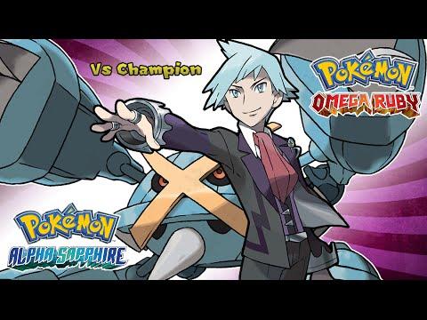Pokemon Omega Ruby/Alpha Sapphire - Battle! Champion Music (HQ)