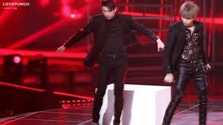 GOT7 Park Jinyoung sexy dance moments