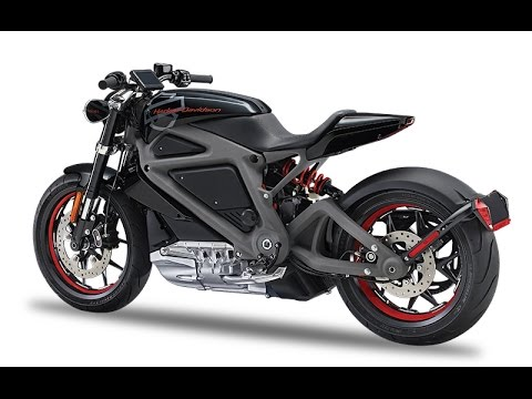 Harley Davidson LimeWire 2015 - Eicma 2014 Video