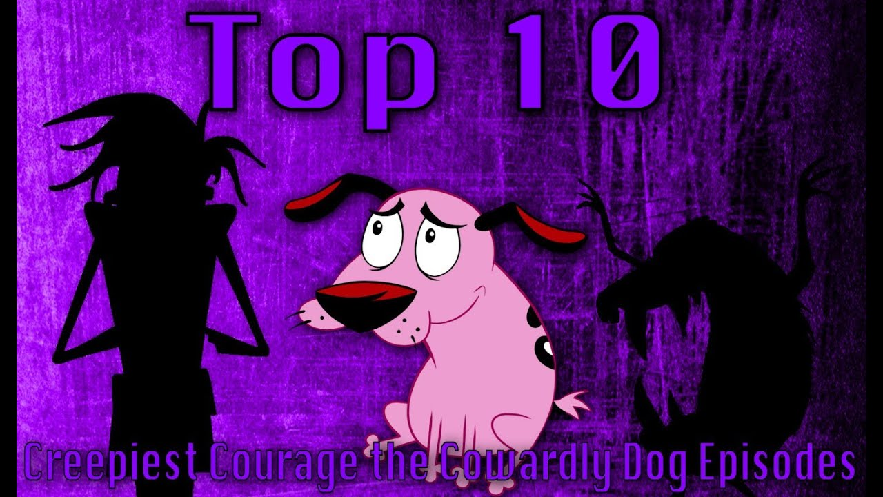 Watch Courage The Cowardly Dog Episodes