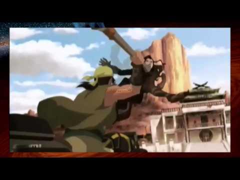 Avatar la leyenda de Korra libro 3 trailer