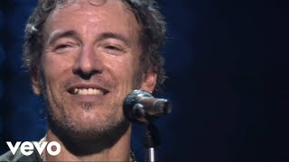 Bruce Springsteen The E Street Band Thunder Road Live In Barcelona