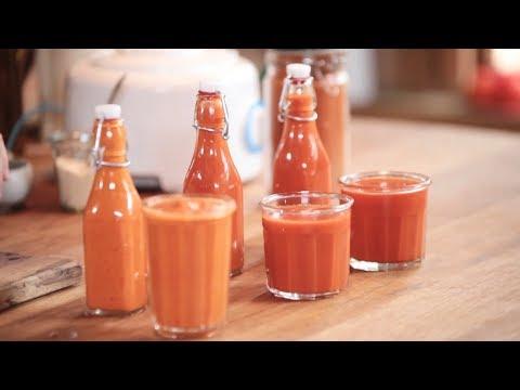 Как приготовить соус чили рецепт от Джейми Оливера