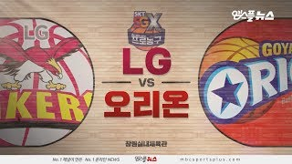 【HIGHLIGHTS】 Sakers vs Orions | 20190310 | 2018-19 KBL