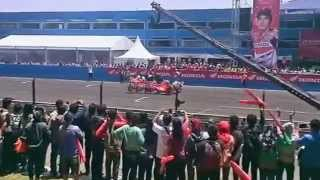Download Astra Honda Motor Acrobatic Team from Indonesia 3Gp Mp4